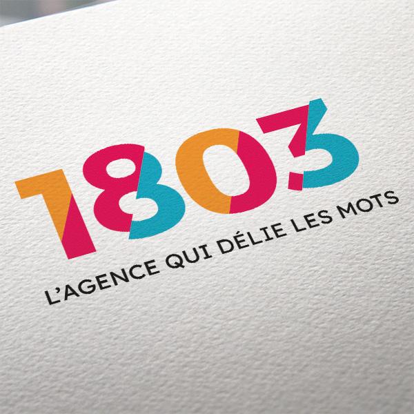 Agence 1803 - Traduire - Interpréter - Créer