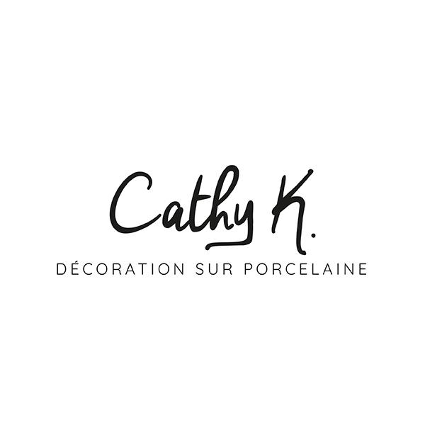Cathy K - Décoration sur porcelaine